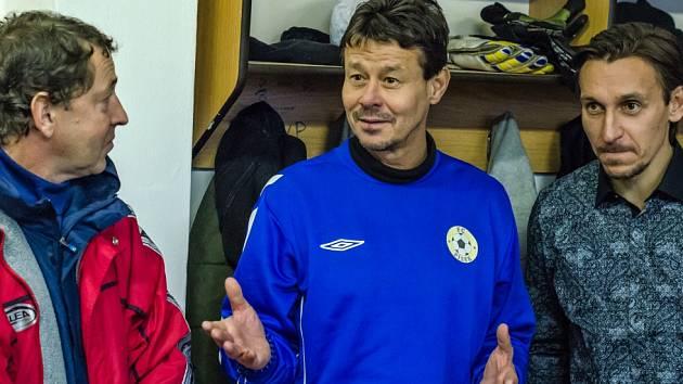 Nový trenér FC Písek U19 Rostislav Grossmann