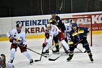 Hokejová příprava: IHC Králové Písek - Red Bull Salzburg II 4:6.
