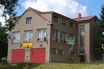 Bývalá restaurace v Lašovicích.