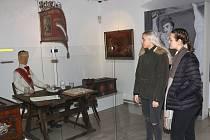 Řezníci - výstava mastná v Prácheňském muzeu.