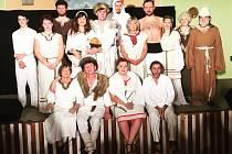 Prácheňská scéna pobavila lidi ve Svučicích.