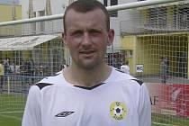 Písecký kapitán Jan Pastyrik byl s vítězstvím 4:0 nad rezervou Viktorie Žižkov spokojen, vždyť se na něm podílel jedním vstřeleným gólem.