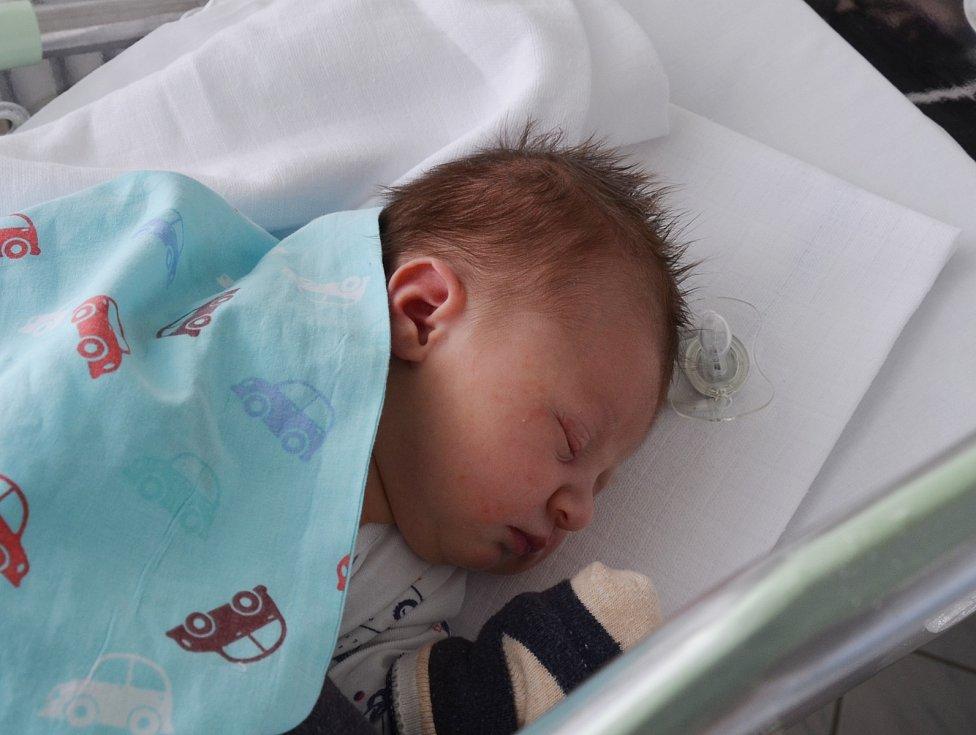 Matyáš Kloboučník z Milevska. Prvorozený syn Andrey Bláhové a Pavla Kloboučníka se narodil 10. 2. 2021 ve 12.28 hodin. Při narození vážil 3950 g a měřil 53 cm.