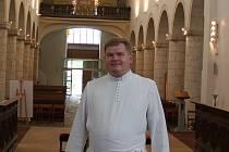 Představený milevského premonstrátského kláštera Mikuláš Selvek.