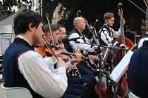 Mezinárodní folklorní festival v Písku