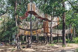 3D bludiště v Hodoníně, podobná stavba by měla vyrůst také v Písku