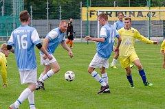 FK Protivín B – TJ Albrechtice nad Vltavou 1:0 (0:0) Pen: 5:4