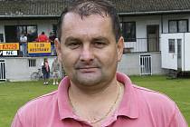 Petr Lexa, trenér fotbalistů Smetanovy Lhoty, věří, že mužstvo bude v krajské I. B třídě předvádět dobrý fotbal a udrží si příslušnost i pro příští sezonu.