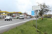 Rakovice u Čimelic.