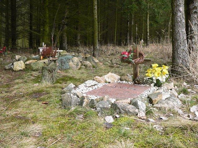 Zvířecí hřbitov.