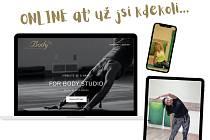 FOR BODY cvičí online.