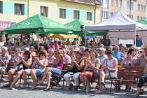Městské slavnosti v Protivíně.