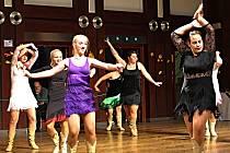 Tanečníci z celého světa se sjeli do píseckého kulturního domu.