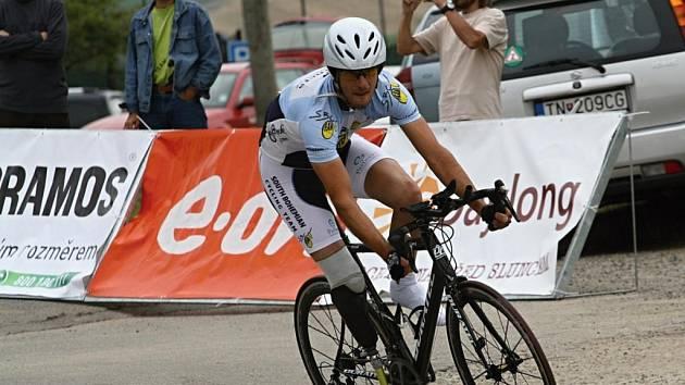 Veterinář Jan Bicek je nadšeným cyklistou