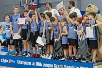 Basketbalisté písecké Tylovky jsou šampióny jr.NBA