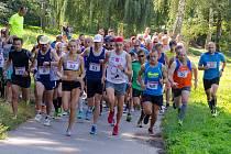 2. ročník běžeckého závodu SULAN - Běh kolem Otavy.