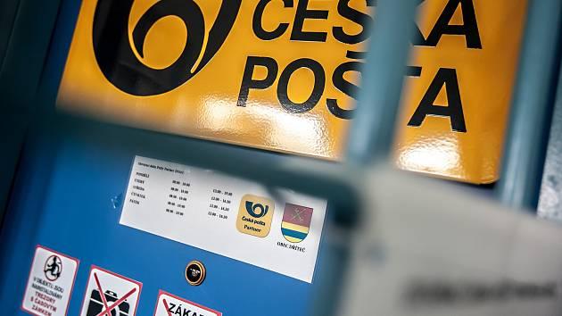 Česká pošta - Partner. Ilustrační foto.