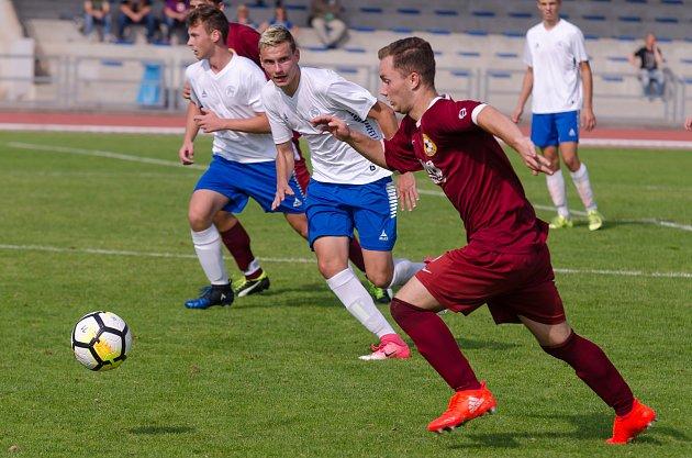 FC Písek - FK Hořovicko 1:5 (0:1)