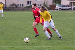 TJ Sokol Čížová B – TJ Sokol Putim 4:6 (0:5).