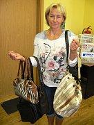 Do redakce Píseckého deníku přinesla šest kabelek Renata Dudková z Nové Vsi. Děkujeme.