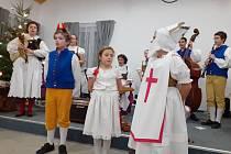 Adventní program v Klukách.