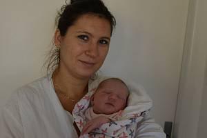 Valentýna Michálková ze Strakonic. Dcera Kláry a Michala Michálkových se narodila 20. 9. 2019 ve 3.17 hodin. Při narození vážila 3700 g a měřila 50 cm. Doma ji přivítala sestřička Nikola (5,5).