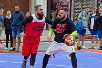 4. ročník turnaje Kočí Algorit streetball cup.