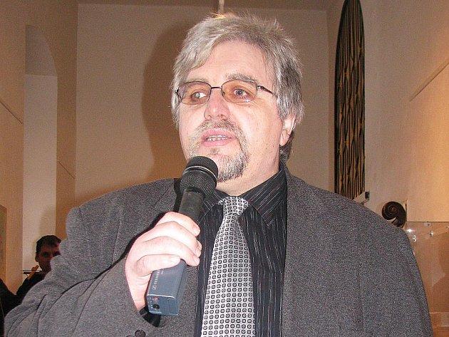 Vladimír Šindelář.