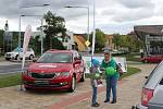 Autoservis Karel Frolík Nový model značka Škoda Kamiq.