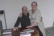 Miloslava a Dalibor Říhánkovi žijí a tvoří v Písku.