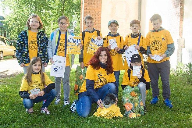 Sbírka na boj s rakovinou se konala v Protivíně už podesáté.