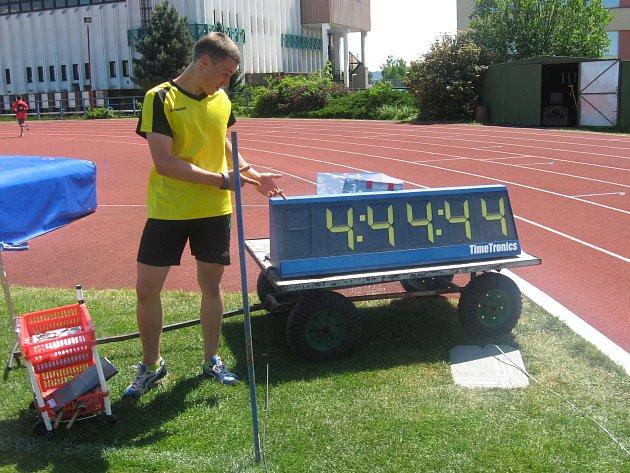 Zástupci chyšecké atletiky se zúčastnili Republikové soutěže ČASPV vatletickém víceboji.