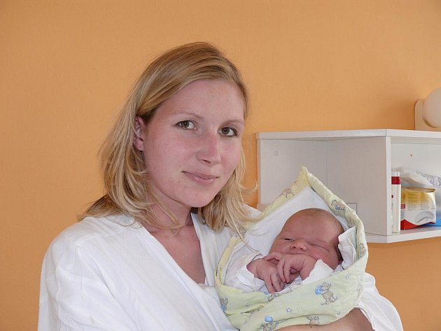 Kateřina Dudová, Čížová, 19. 7. 2011 ve 4.54 hodin, 3950 g, 51 cm.