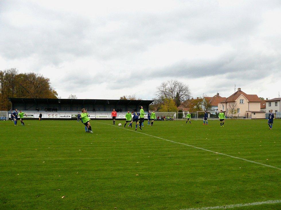FK Protivín – SK Vacov 4:2