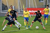 Fortuna ČFL: FC Písek - SK Benešov 4:1 (0:1).