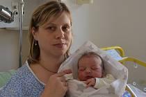 Ondřej Řezáč zBožetic. Syn Kateřiny a Josefa Řezáčových se narodil 17. 4. 2019 ve 2.20 hodin. Při narození vážil 3800 g a měřil 51 cm. Doma brášku čekala Adélka (3).
