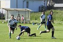 Okresní fotbalové soutěže měly své další pokračování. V utkání III. třídy mužů remizoval SK Oslov se Sokolem Záhoří B 2:2.