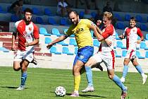 FC Písek - SK Slavia Praha U19 1:3 (1:1)