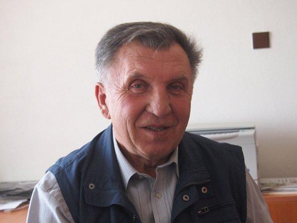 Jaroslav Žák.