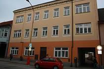 Dům čp. 164 v Masarykově ulici.