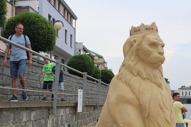 Pískoviště každoročně patří k největším kulturním akcím v Písku.