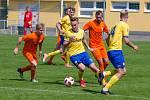 FC Písek fotbal - TJ Sokol Živanice 3:1 (1:0)