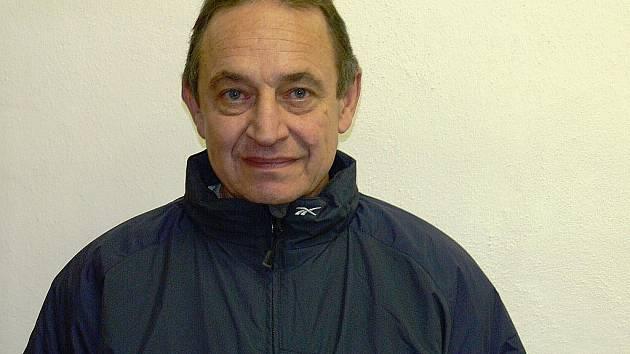 Alois Chlustina byl trenérem IHC Komterm Písek do čtvrtka.