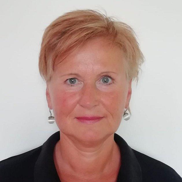 Helena Vlachová, Protivín, ODS.