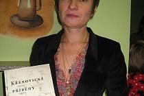 Olga Kolísková napsala knihu Křenovické příběhy.