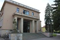 Dům kultury Milevsko.