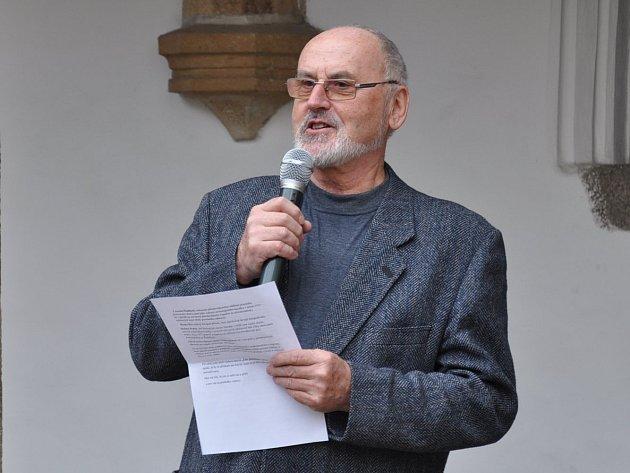 Ornitolog Karel Pecl z Písku