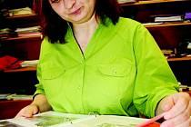 Ivana Pleskačová.