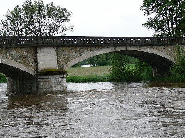 Zátavský most.