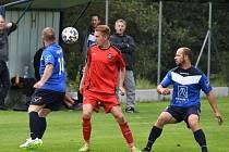 Fotbalová I.B třída: FC Chyšky - Sokol Chotoviny 0:1 (0:0).